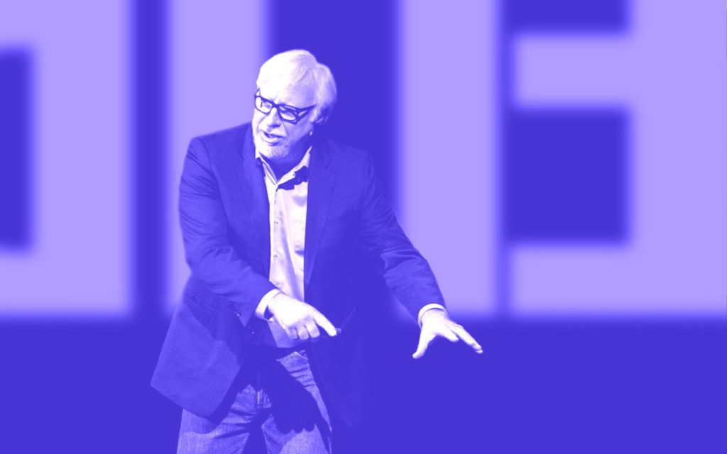 Marty Neumeier in conversation with The 2pt5