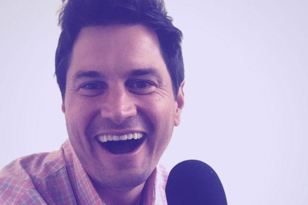 Podcaster David Nebinski