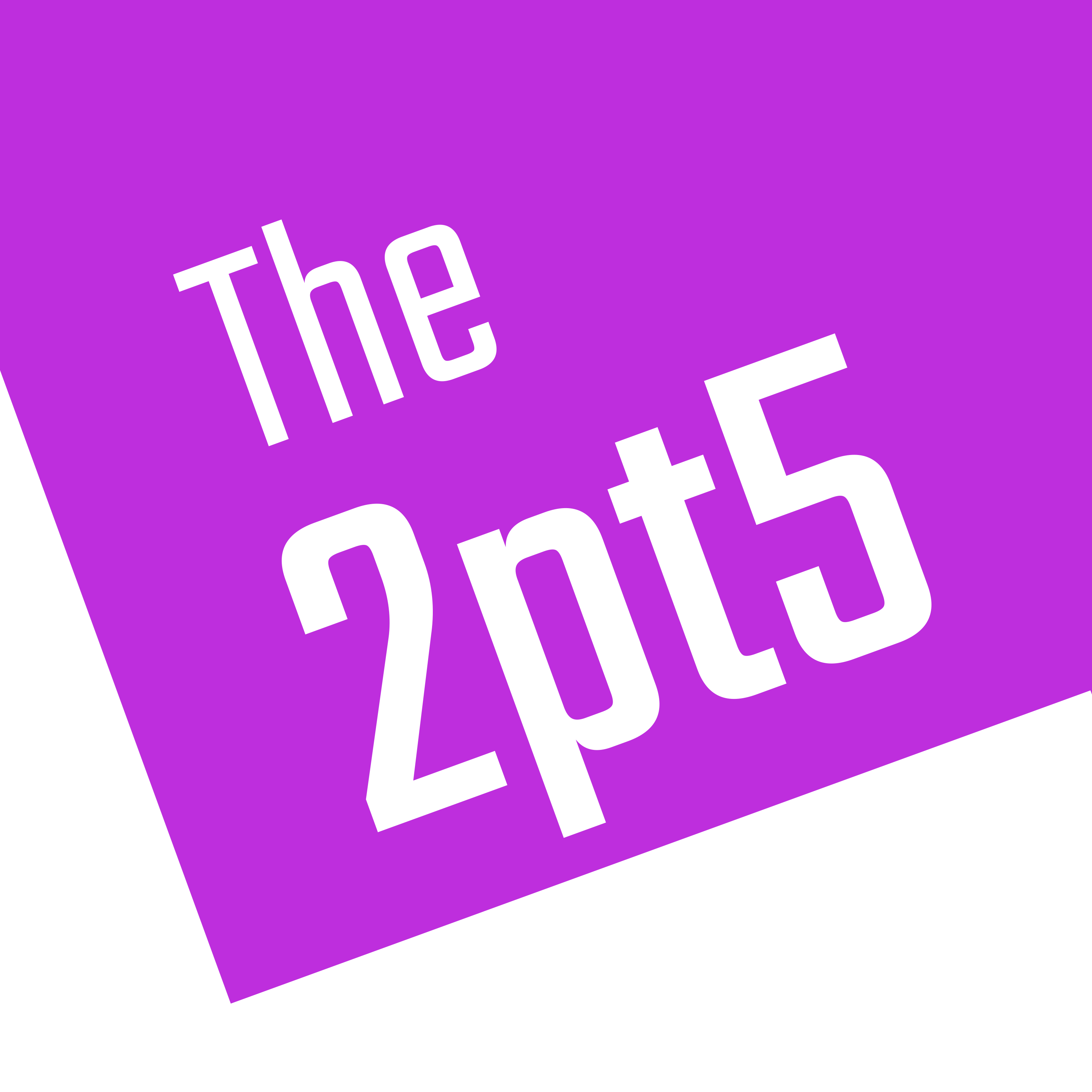 The 2pt5 | Conversations Connecting Innovators